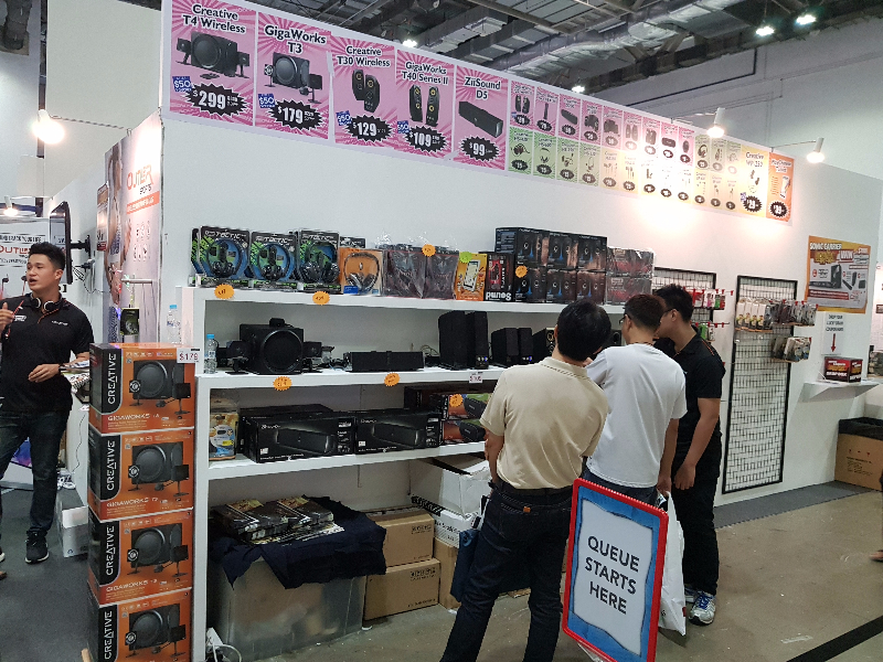 PC Show 2017 @ MBS